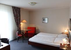 布克霍尔兹酒店 - 柏林 - 睡房
