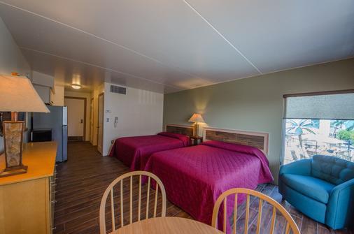 阿拉莫阿纳汽车旅馆及套房 - 怀尔德伍德 - 睡房