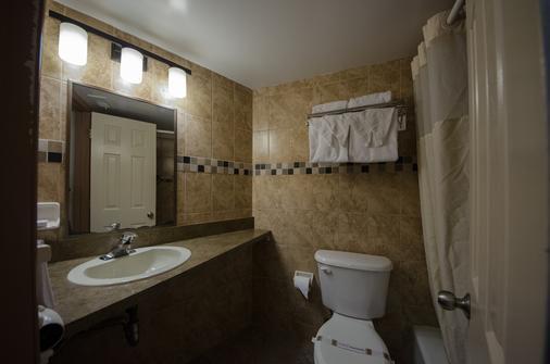 阿拉莫阿纳汽车旅馆及套房 - 怀尔德伍德 - 浴室