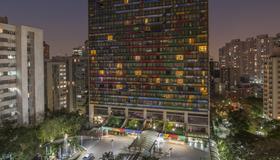 马克苏德广场雅高酒店 - 圣保罗 - 建筑