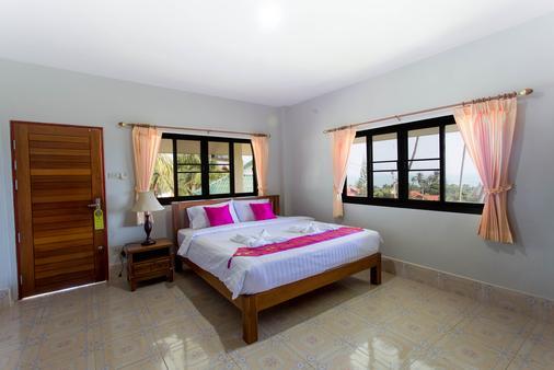 苏梅岛珊瑚礁景观度假酒店 - 苏梅岛 - 睡房