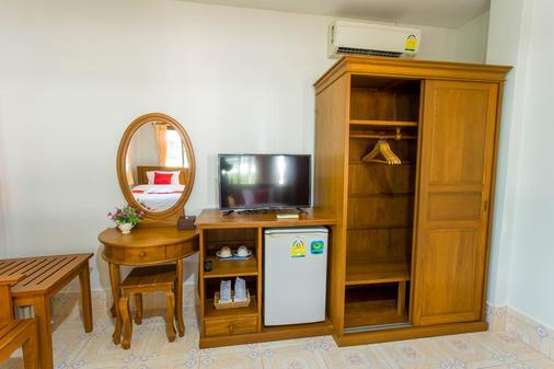 苏梅岛珊瑚礁景观度假酒店 - 苏梅岛 - 客房设施