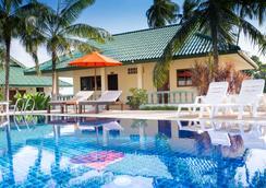 Samui Reef View Resort - 苏梅岛 - 游泳池