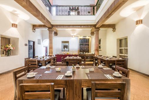 卡萨维瑞耶斯酒店 - 瓜纳华托 - 餐馆
