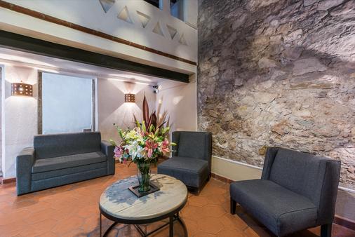 卡萨维瑞耶斯酒店 - 瓜纳华托 - 大厅