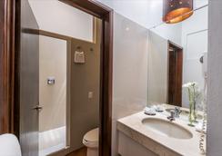 卡萨维瑞耶斯酒店 - 瓜纳华托 - 浴室