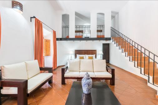卡萨维瑞耶斯酒店 - 瓜纳华托 - 客厅