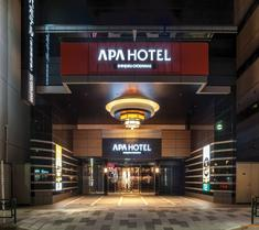 Apa Hotel Shinjuku Gyoen-Mae