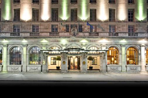都柏林格雷沙姆riu广场酒店 - 都柏林 - 建筑