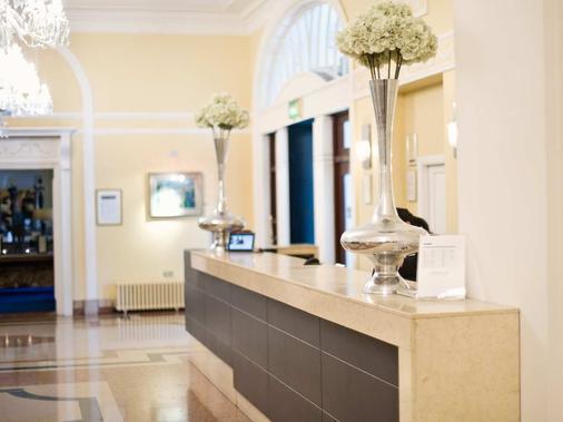 都柏林格雷沙姆riu广场酒店 - 都柏林 - 柜台