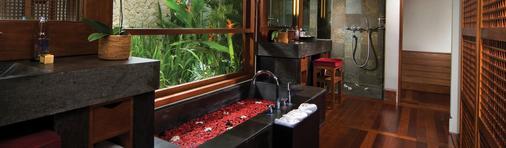 巴厘金巴兰普瑞酒店 - 乌鲁瓦图 - 浴室