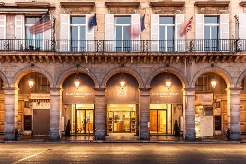 巴黎圣詹姆斯阿尔巴尼水疗酒店 - 巴黎 - 建筑