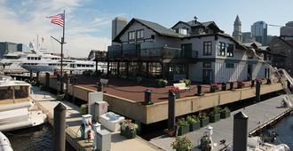 波士顿游艇天堂民宿 - 波士顿 - 建筑