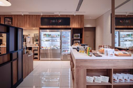 奥克伍德新大阪本公寓酒店 - 大阪 - 自助餐