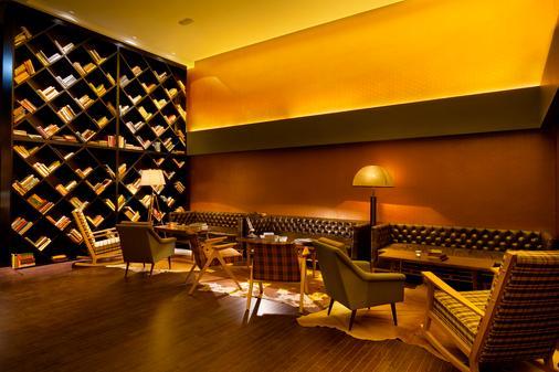 棕色tlv酒店 - 特拉维夫 - 大厅