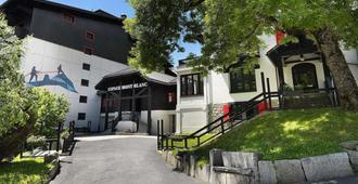 勒普瑞若小木屋酒店 - 夏蒙尼-勃朗峰 - 建筑