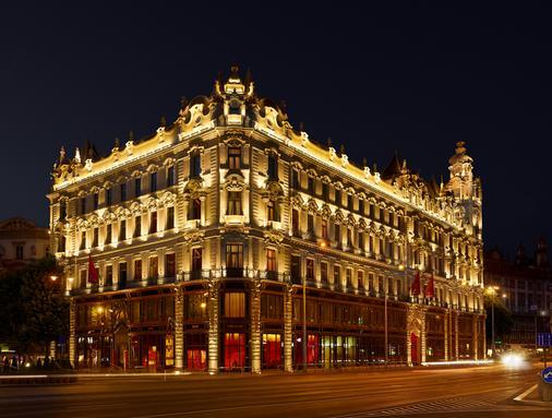 布达佩斯克洛提德宫佛陀吧酒店 - 布达佩斯 - 建筑
