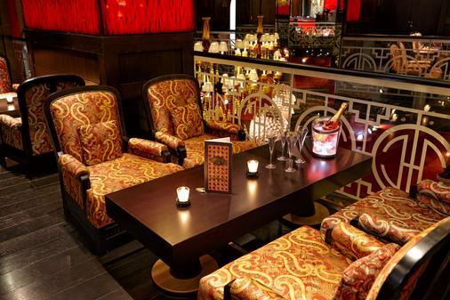布达佩斯克洛提德宫佛陀吧酒店 - 布达佩斯 - 酒吧