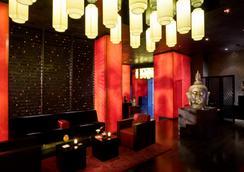佛陀-酒吧布达佩斯克罗蒂尔德宫酒店 - 布达佩斯 - 休息厅