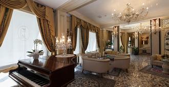 威尼斯里维埃拉酒店 - 威尼斯 - 休息厅