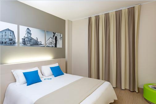 费拉拉酒店 - 费拉拉 - 睡房