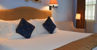 1110飯店 - 蒙特雷 - 睡房