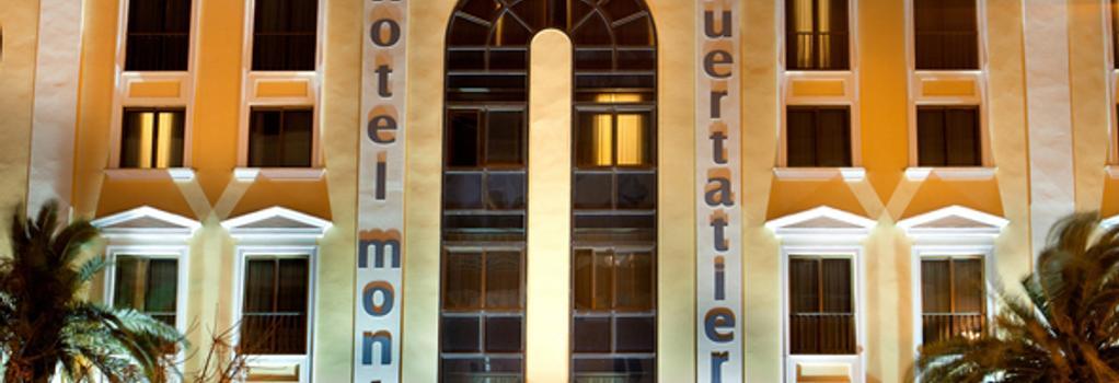 蒙泰波尔塔提亚拉酒店 - 加的斯市 - 建筑