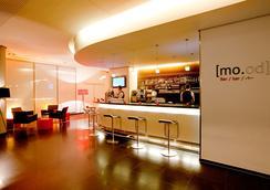 安科纳莫酒店 - 斯图加特 - 酒吧