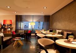 安科纳莫酒店 - 斯图加特 - 餐馆
