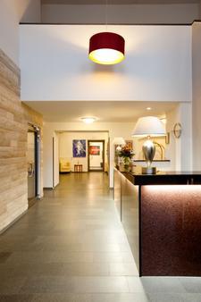 安科纳生活巴沙利8号酒店 - Baden-Baden - 柜台