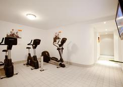 安科纳生活巴沙利8号酒店 - Baden-Baden - 健身房