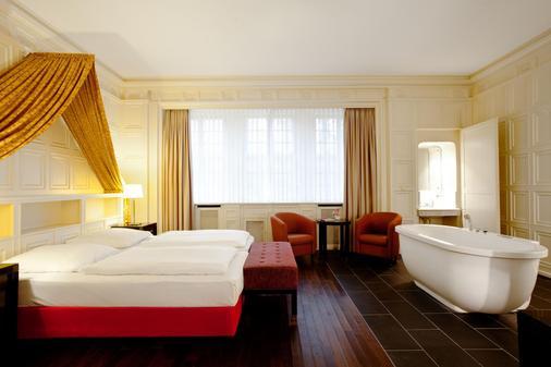 安科纳生活巴沙利8号酒店 - Baden-Baden - 浴室