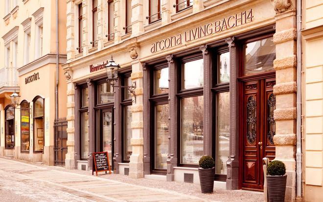 莱比锡巴赫维也纳联排别墅 - 莱比锡 - 建筑