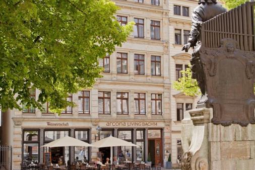 阿克娜巴赫 14 生活旅馆 - 莱比锡 - 建筑