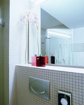 安科纳莫酒店 - 斯图加特 - 浴室