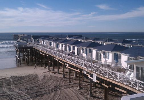 Crystal Pier Hotel & Cottages - 圣地亚哥 - 建筑
