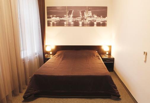 玛丽酒店 - 圣彼德堡 - 睡房