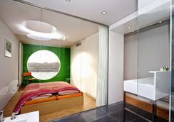 水之宫殿精品旅馆 - 阿姆斯特丹 - 睡房