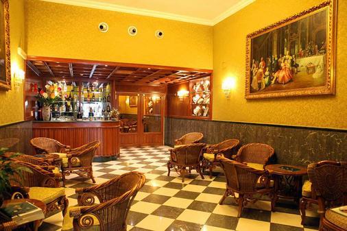 罗马帝苑酒店 - 罗马 - 酒吧