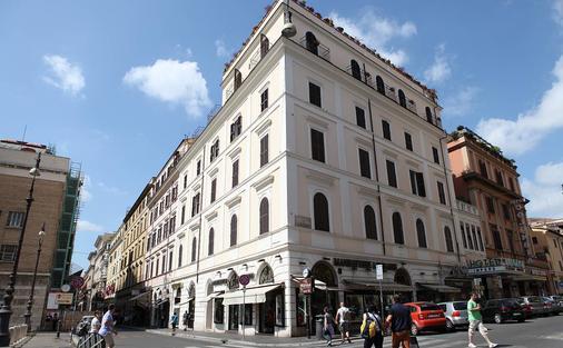 罗马帝苑酒店 - 罗马 - 建筑
