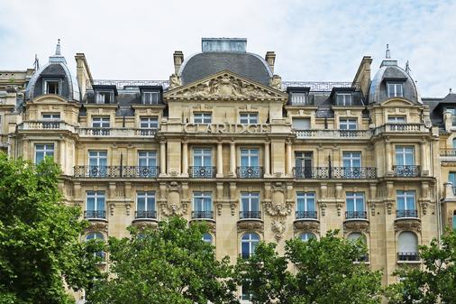 香榭丽舍克拉里奇辉盛套房酒店 - 巴黎 - 建筑