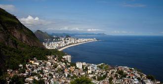 米兰特托亚维莱酒店 - 里约热内卢 - 户外景观