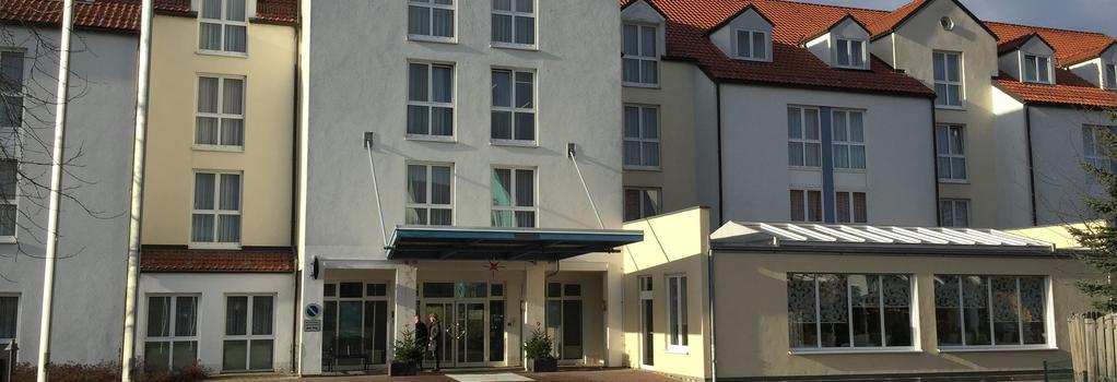 H爱尔福特酒店 - 爱尔福特 - 建筑