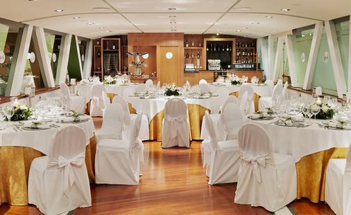 H10梅洛尼拉斯海滩皇宫酒店 - 马斯帕洛马斯 - 宴会厅