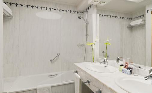 H10梅洛尼拉斯海滩皇宫酒店 - 马斯帕洛马斯 - 浴室