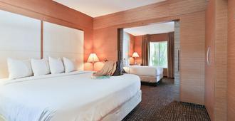 皇家海滩宫殿酒店 - 劳德代尔堡 - 睡房