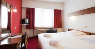 布鲁塞尔凡拜耳酒店 - 布鲁塞尔 - 睡房