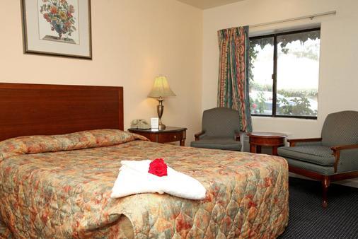蒙特利海滨旅馆 - 蒙特雷 - 睡房