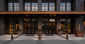 金普顿酒店-范赞德 - 奥斯汀 - 建筑