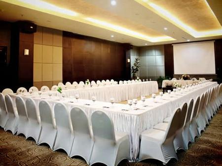 雅加达普瑞登巴萨酒店 - 南雅加达 - 会议室